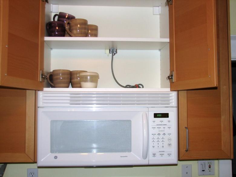 Microwave Hood Outlet Height Bestmicrowave
