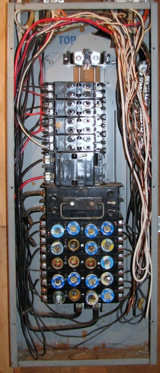old murray fuse box old style fuse box parts old murray panel - electrician talk - professional ...