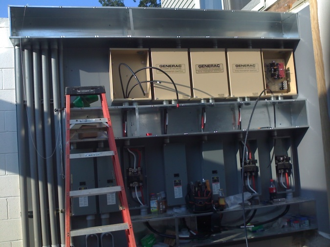 1000 Amp Residential Service - Electrician Talk