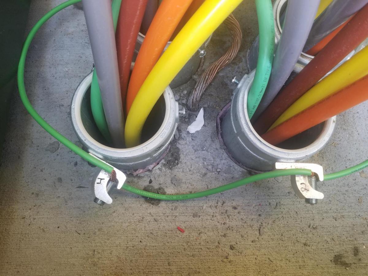 Transformer Grounding Bushings - Electrician Talk ... on