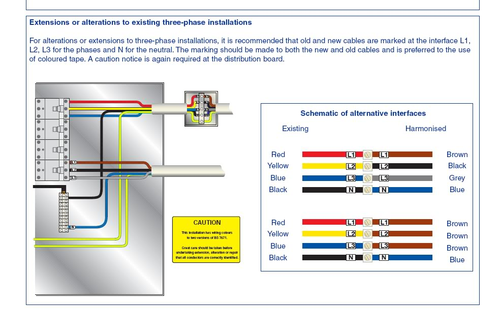 208 vac 3 phase wiring color code neutral - blue, or light blue - electrician talk ... 3 phase wiring color code us navy ships