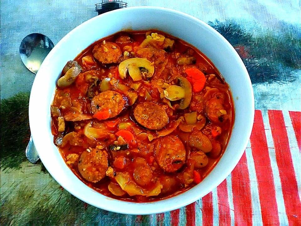 Home made foods-cabbage-chorizo-soup-8-nov.jpg
