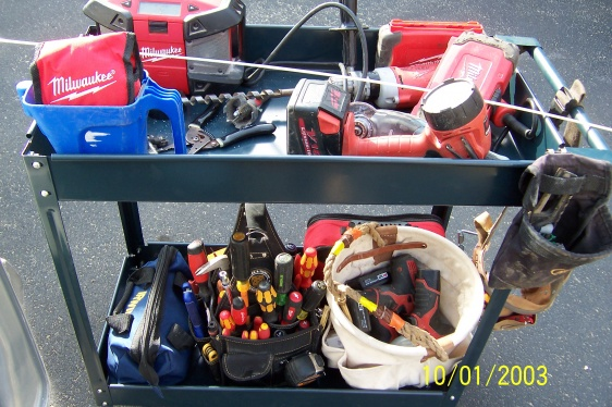 work cart - page 2 - electrician talk - professional electrical ...