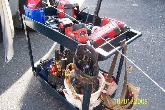 Tool Carts Electrician Talk Professional Electrical