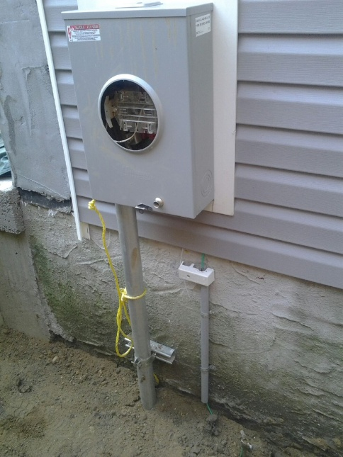 200 amp service NYC , Shockdoc style - Electrician Talk ...