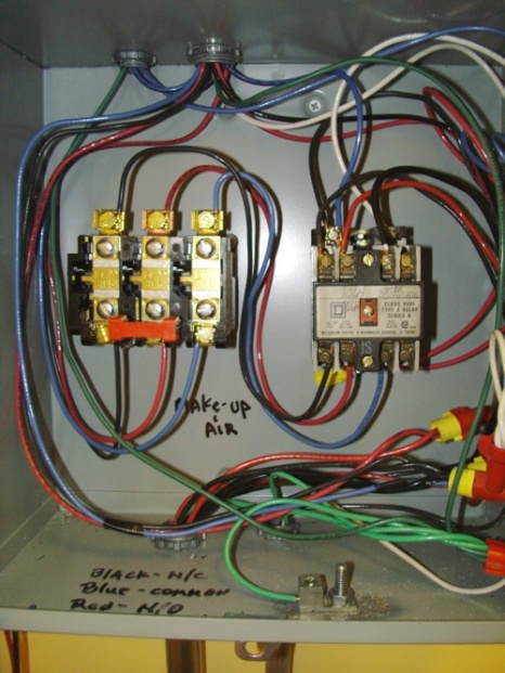 Ansul System Interlock  - Electrician Talk