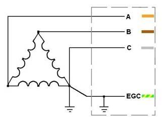 help corner grounded delta 3 phase electrician talk rh electriciantalk com