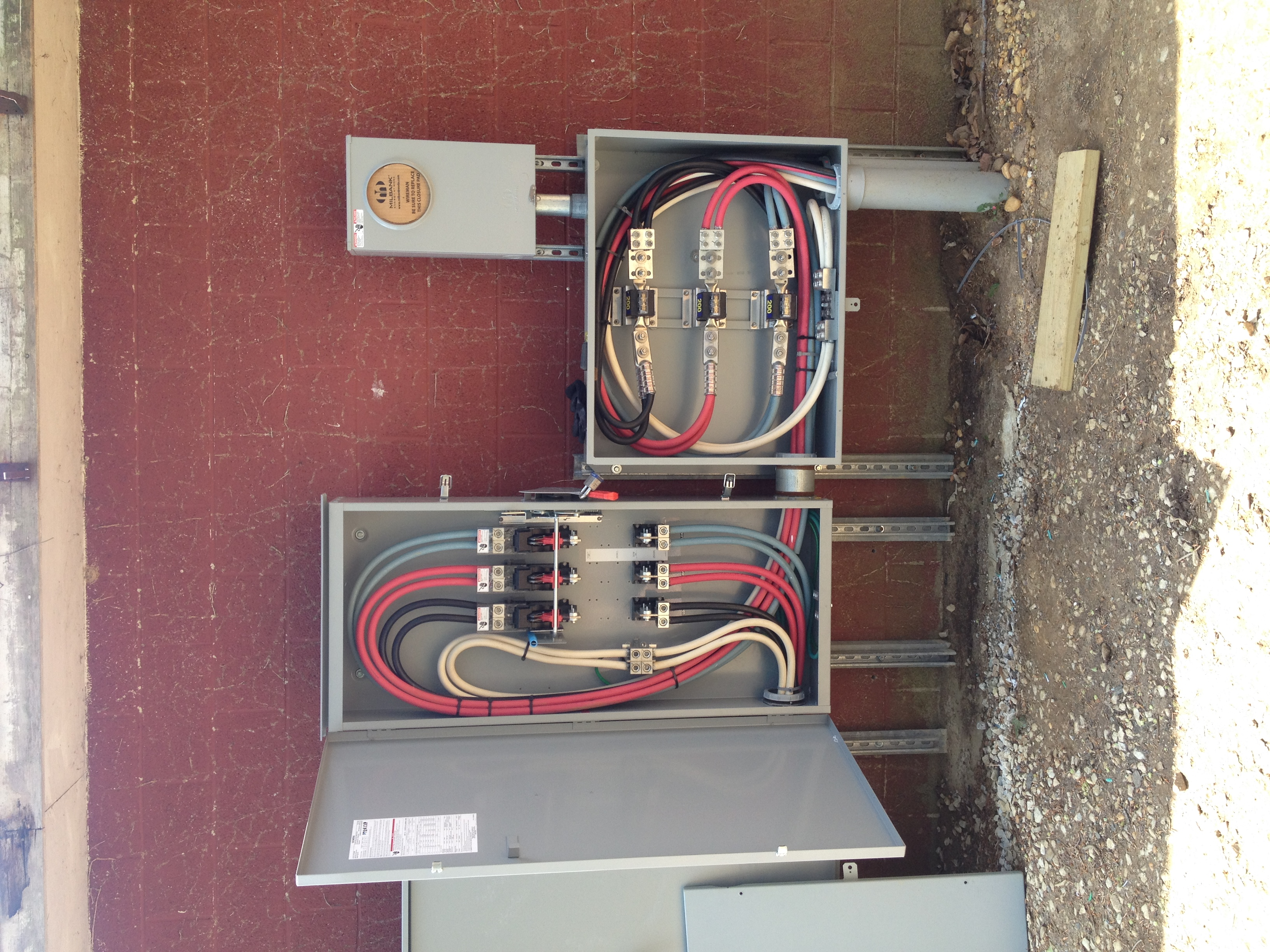 800 Amp Residential Service Page 2 Electrician Talk