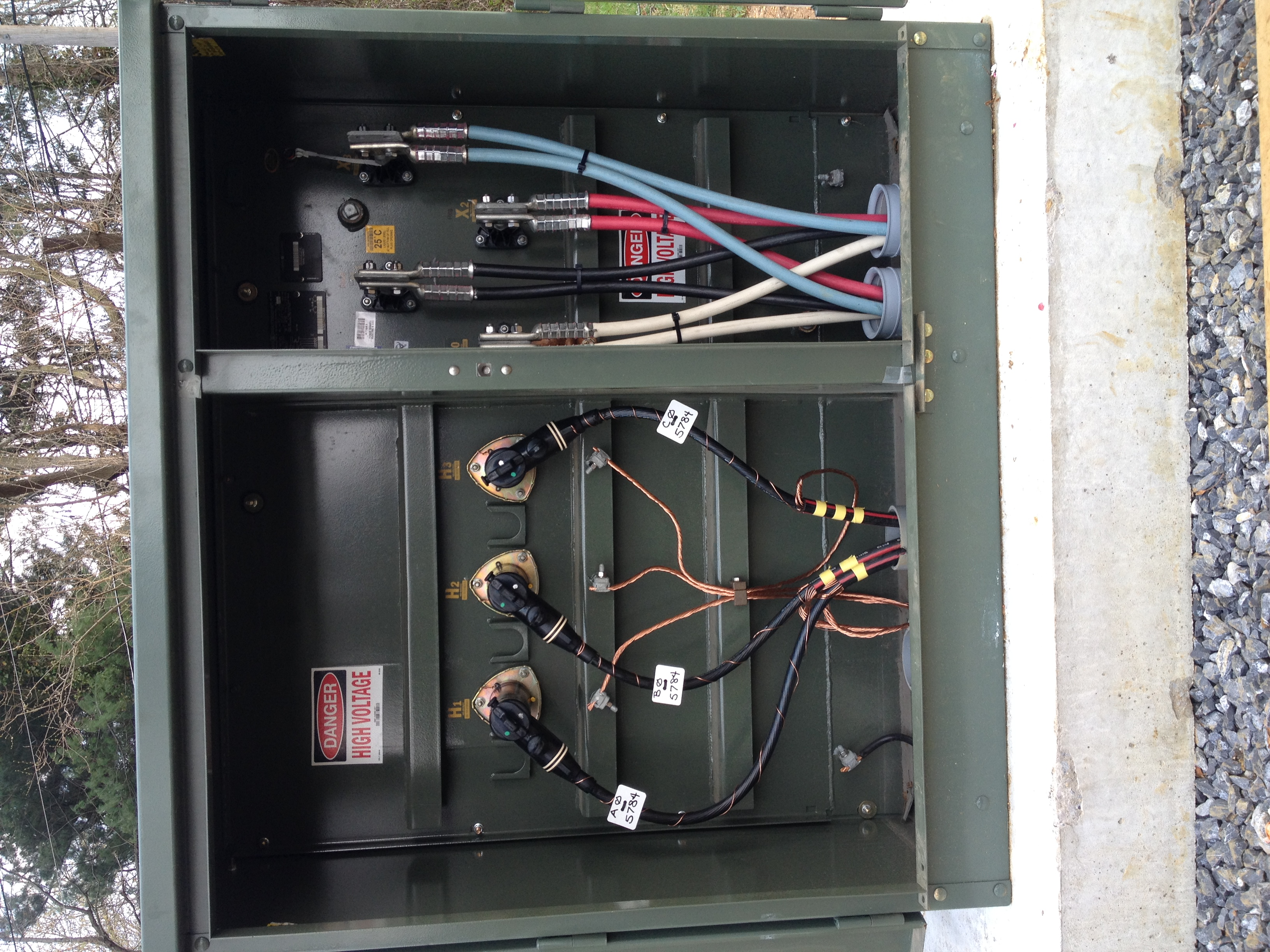 800 amp residential service - Page 2 - Electrician Talk ...