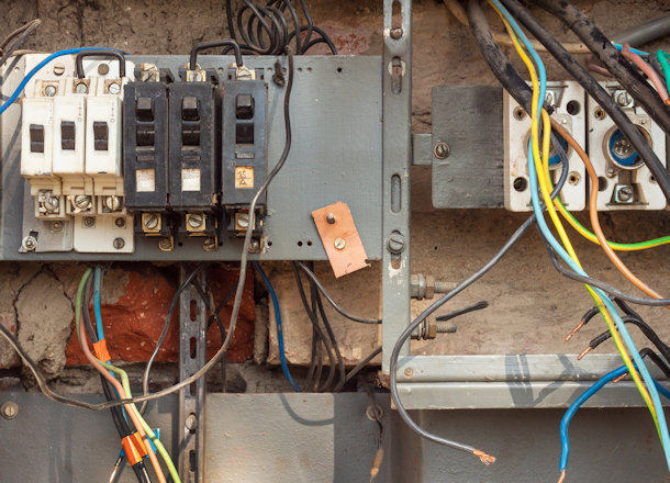 Dust in Electrical Equipment: A Hidden Hazard
