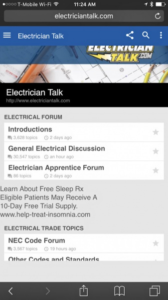 Using ElectricianTalk.com From Your Phone-et1.jpg