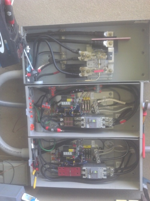 One Generator 2 Transfer Switches Electrician Talk