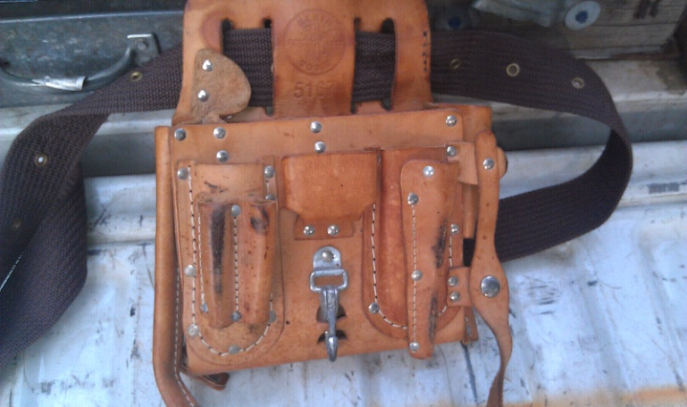 Klein Tool Pouch Electrician Talk Professional