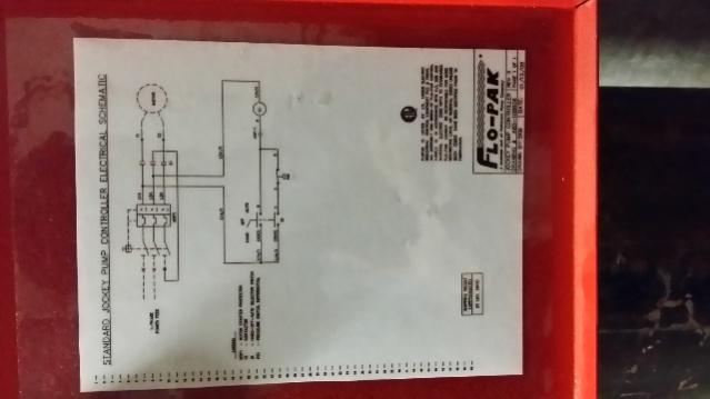 Jockey Pump Contactor Failure Page 2 Electrician Talk – Jockey Pump Wiring Diagram