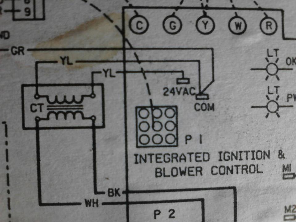 grounding secondary side control transformer - Electrician Talk ...