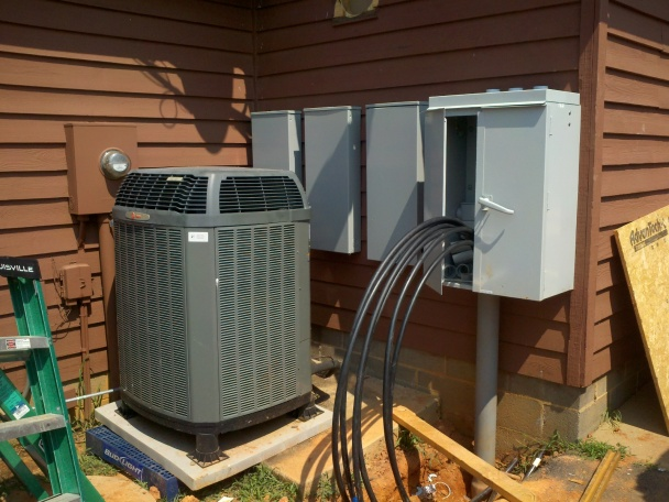 800 Amp Residential Service Electrician Talk