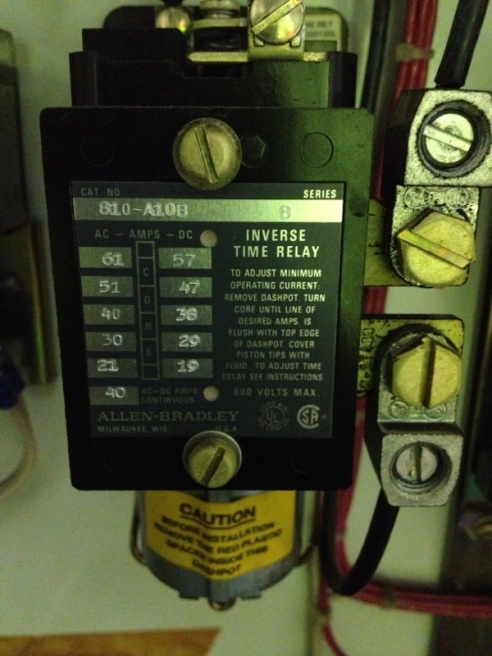 Old relay Electrician Talk Professional Electrical Contractors