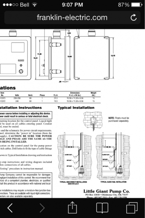 34411d1393380698 wiring sewer pump image 1467168306 wiring for a sewer pump electrician talk professional electrical