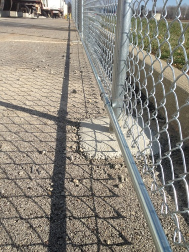Conduit Ran With Fence Electrician Talk Professional