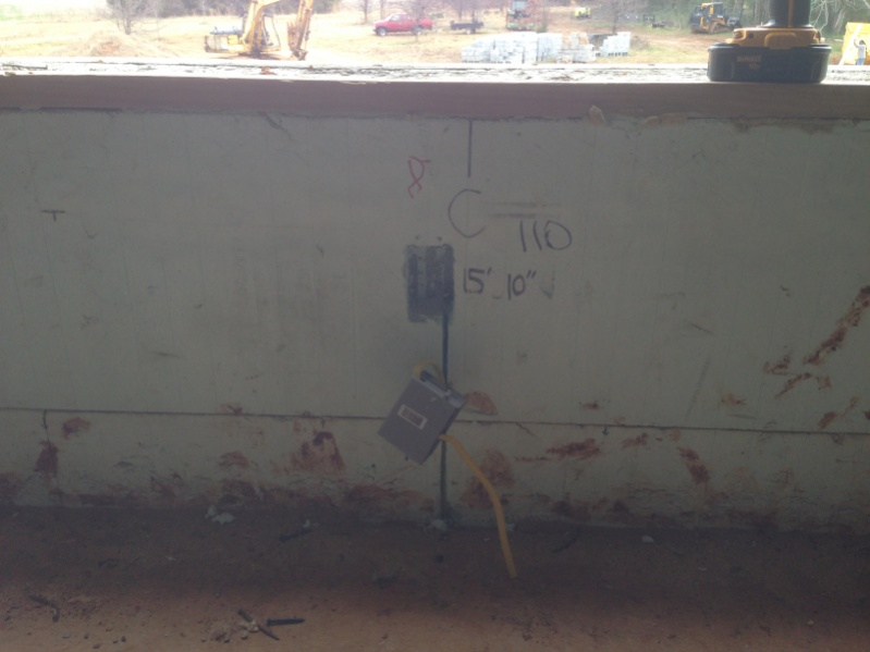 Rough in concrete walls - Electrician Talk - Professional Electrical ...