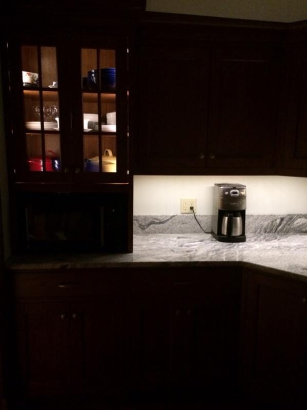 Under Cabinet LED Strip (tape) Lighting Image 3305730513