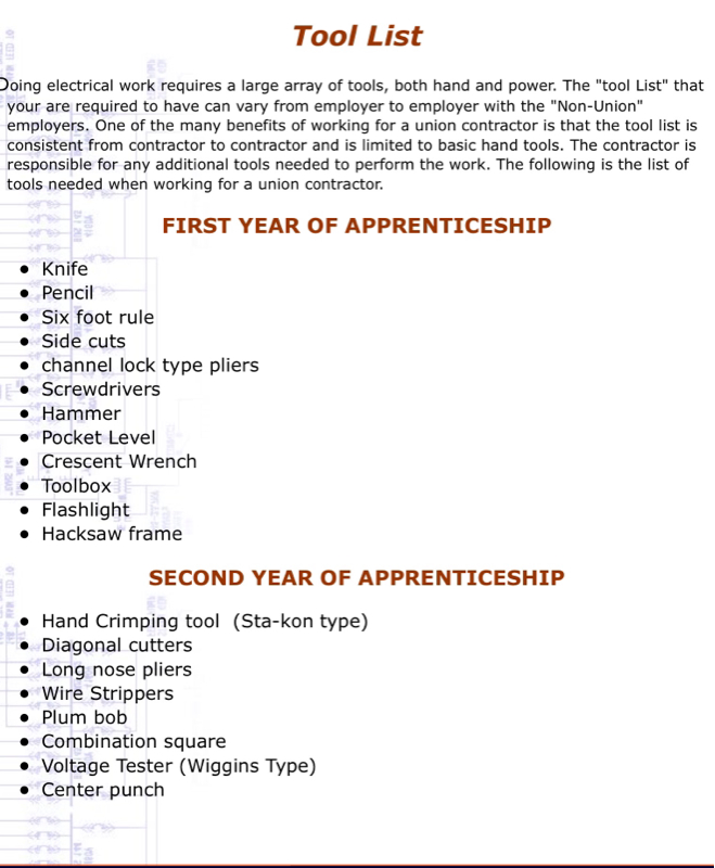 What tools do you expect apprentices to supply?-image-3354680542.jpg