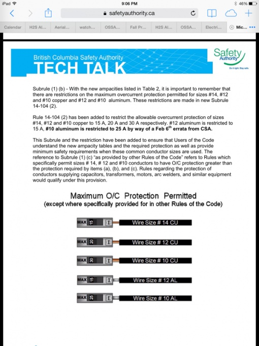 Rule 14 104 and table 13 page 2 electrician talk professional rule 14 104 and table 13 image 4012989264g keyboard keysfo Choice Image