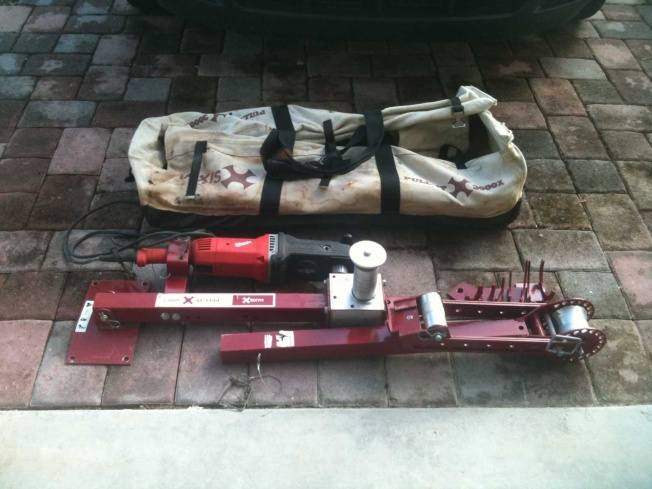 For Sale Maxis m3k wire puller - Electrician Talk - Professional ...