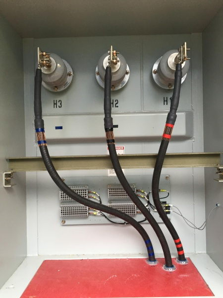 13 8kv Stress Cones Electrician Talk Professional