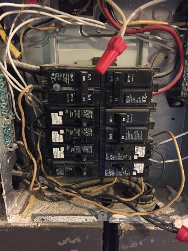 Fixing electrical in an electricians old house - Electrician Talk ...