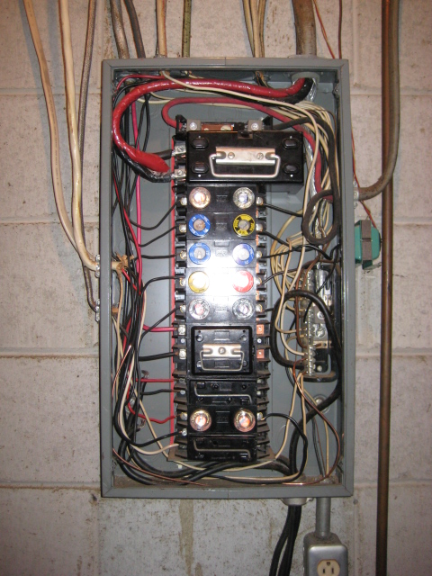House wired with 2 wire romex - Electrician Talk - Professional ...