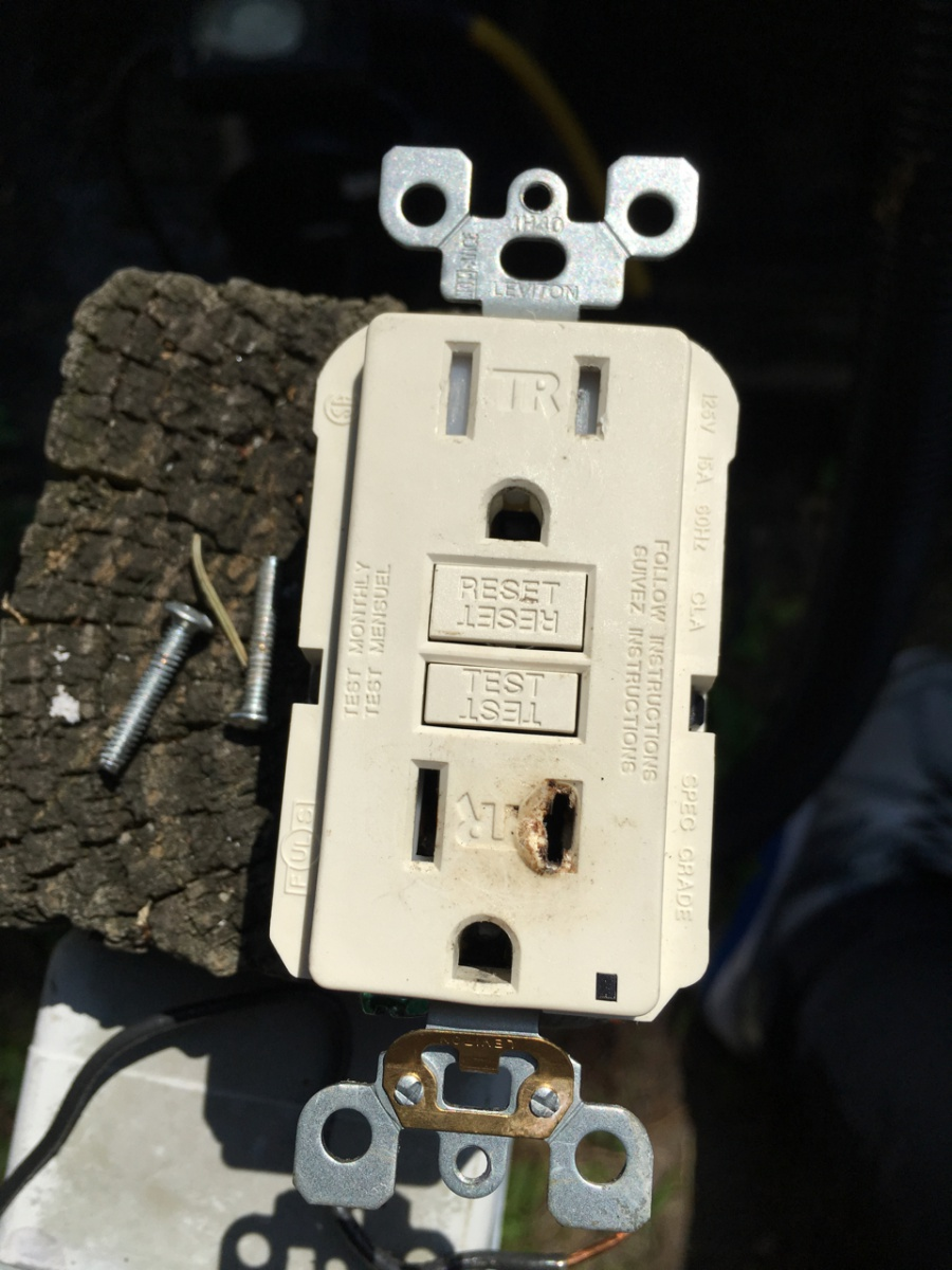 Leviton Gfci Electrician Talk Professional Electrical Home Wiring Gfi Attachment 115153