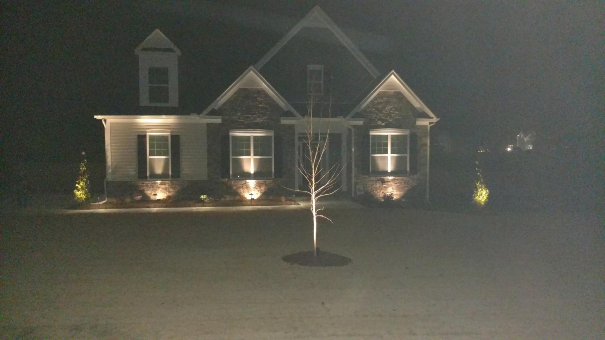Soffit Lights Electrician Talk Professional Electrical
