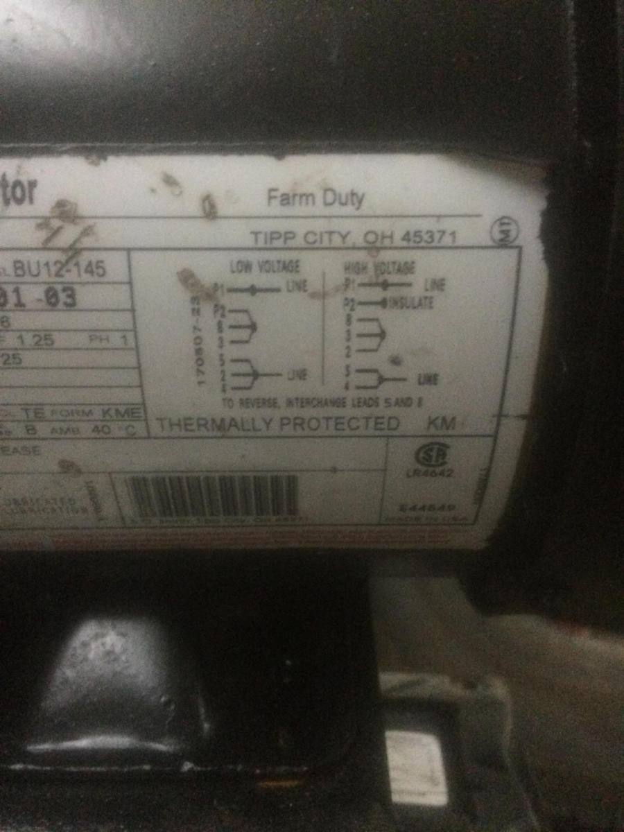 Reversing 1hp Motor 1ph Drum Switch Electrician Talk Wiring For On 3 Phase Forward Reverse Img 2456 1491078437762