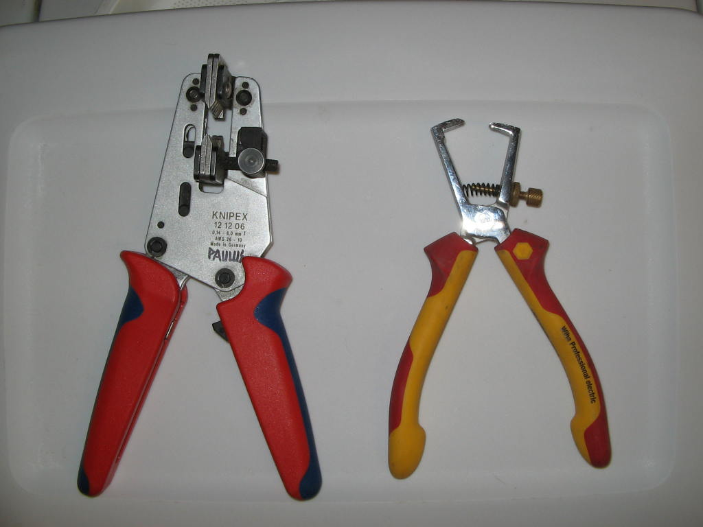 Wire Strippers: Knipex, Wiha - Electrician Talk - Professional ...