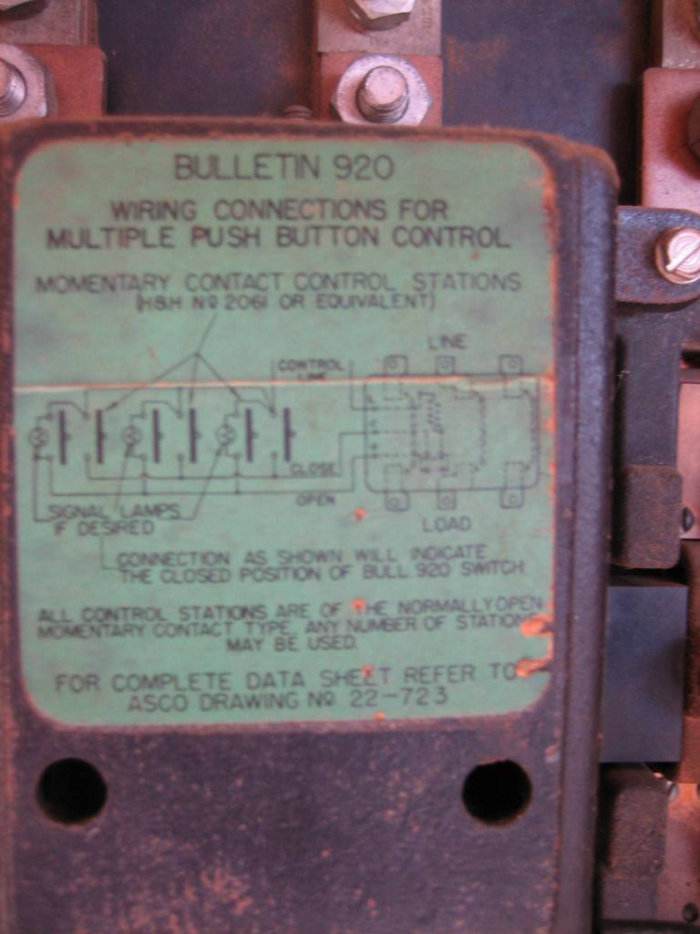 Perfect Asco 917 Contactor Wiring Diagram Image Collection ...