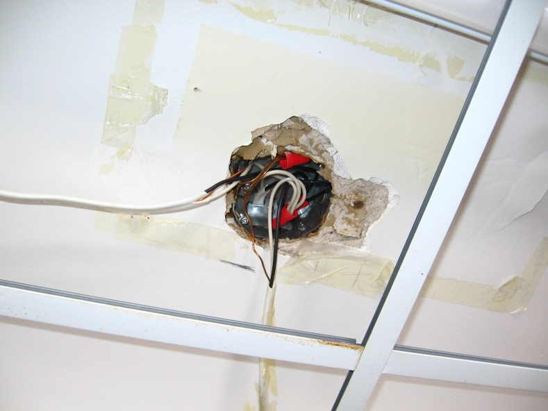 Are these code violations? - Electrician Talk - Professional ...