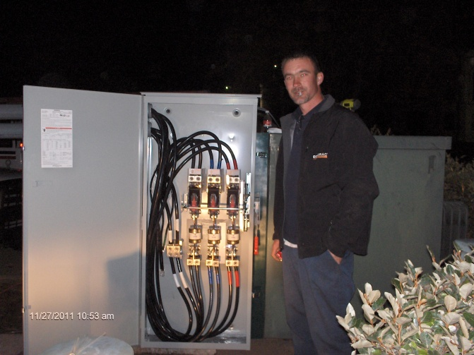 600 Amp Service Disconnect Electrician Talk