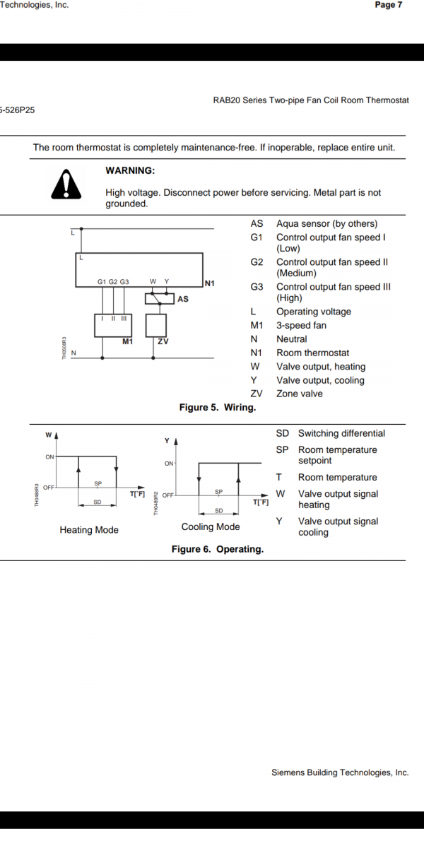 Thermostat wiring help - Electrician Talk - Professional ... on