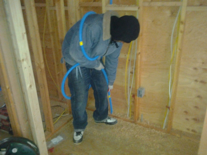 Roughing With Smurf Tube Ent Electrician Talk
