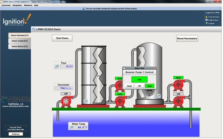 Implementing HMI/ SCADA for AB Micro830 - Electrician Talk