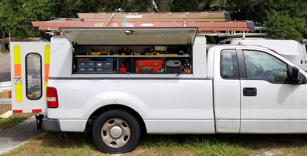 How organized is your work vehicle?-truck-right.png