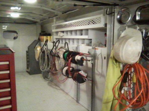 Knapheide Kuv Electrician Talk Professional Electrical